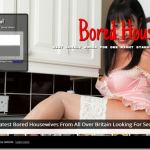 Get ready to meet horny bored housewives for sex